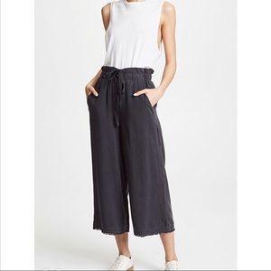 cloth & Stone | Bella dahl Wide Leg Pant Crop